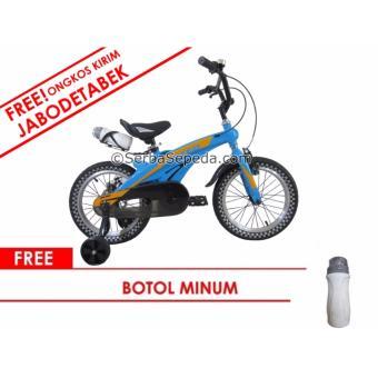 Jual Sanyo Home Freezer 6 Rak HFS6LS Khusus JABODETABEK Harga Source · United Sepeda Anak 16 Aero Lite GRATIS ONGKIR & PERAKITAN KHUSUS JABODETABEK