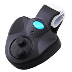 Universal Alarm Pancing dengan LED Indikator Fishing Alarm - Black