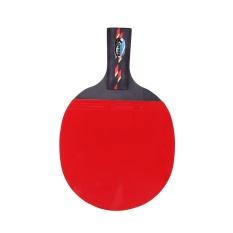 vishine mall-Table Tennis Racket Ping Pong Paddle Bat Case Bag Sports Short handle Set - intl