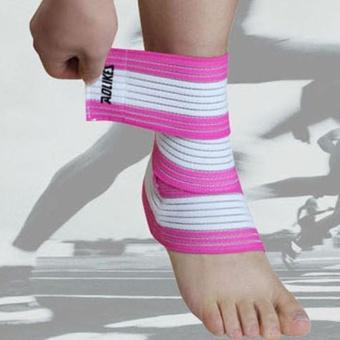 Bola Voli Bersepeda Ankle Support Ankle Dilapisi Ankle Keranjang Adjustable Elastis Shoulder Ankle Brace Spesifikasi: