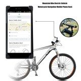 ... WOND Mountain Bike Electric Vehicle Motorcycle Navigation Mobile Phone Rack Black - intl - 3