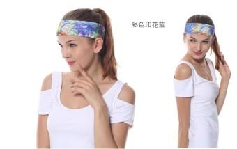 Yokaland asli yoga karet rambut