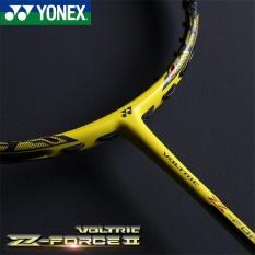 YONEX VTZF-2LD 4U Full Carbon Single Bulutangkis Raket dengan Bahkan Kuku 26-28Lbs Cocok untuk Pemain Profesional Pelatihan (JP Versi)