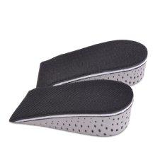 Rp 43.000 1 Pasang Busa Memori Tinggi Meningkatkan Sol Hardly Breathe Tidak Terlihat Peningkatan Sol Sepatu Mengangkat Bantalan ...