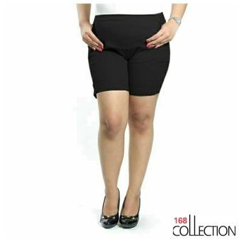 168 Colection Celana Hamil Black Pant-Hitam ...