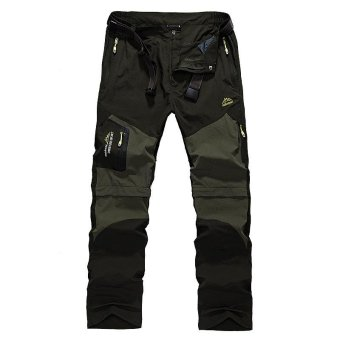 2017 New Style Fashion Quick Dry Outdoor Thin Pants Waterproof and Windproof Camping Hiking Sport Pants
