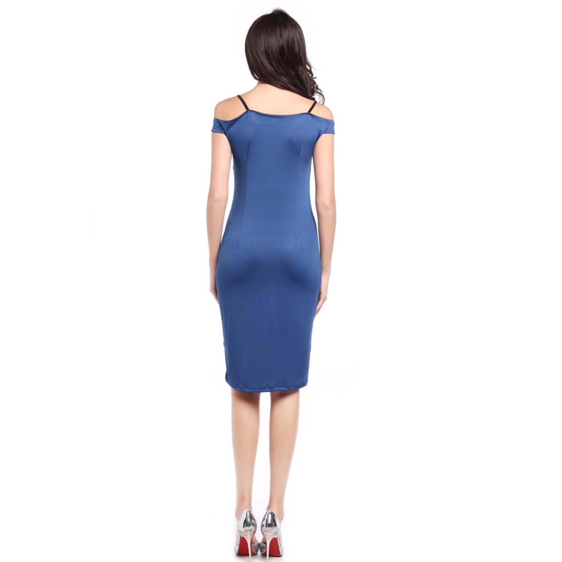 Sandal Hak Blok Musim Panas Wanita Fesyen Sepatu Platfom Tinggi Tumit.  Source · Home  c130fefe3c