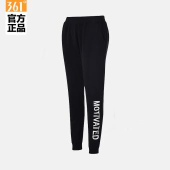 Beli 361 561734057b mewah perempuan musim gugur baru celana santai menutup celana kebugaran celana (Karbon hitam) Murah