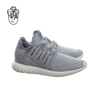 Harga Adidas Tubular Radial Lifestyle Shoes Light Grey Black Vintage White s80112 SH Terbaru klik gambar.