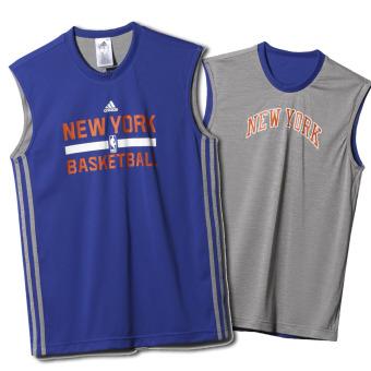Adidas Winter NBA New York Knicks Reversible Tank / Jersey BasketORIGINAL AA7950