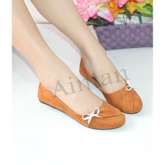 Woman Choice Flat Shoes Diatello 03 Sepatu Balet Hitam Free Sandals Source · Balet Hitam Free