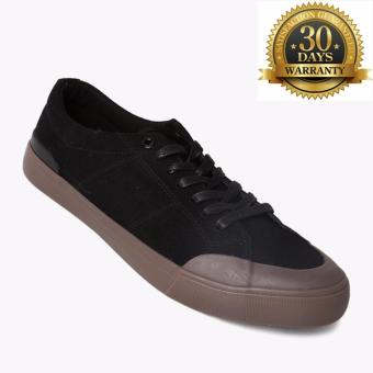 Airwalk Harley Black Suede Men's Sneakers Shoes