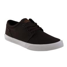 Airwalk Jair Sepatu Sneakers Pria - Dark Brown
