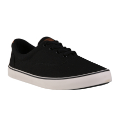 Airwalk Jass Sepatu Sneakers Pria - Black