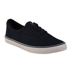 Airwalk Jass Sepatu Sneakers Pria - Navy