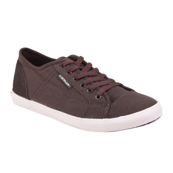 Airwalk Javier Sepatu Sneakers - Dark Brown