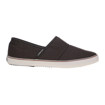 Airwalk Jay Slip On Sepatu Sneakers - Dk Brown - 2