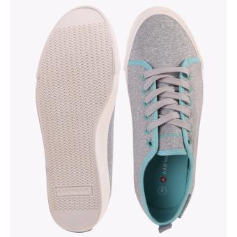 Airwalk Jihan Women's Sneakers Shoes - Abu-Abu - 5