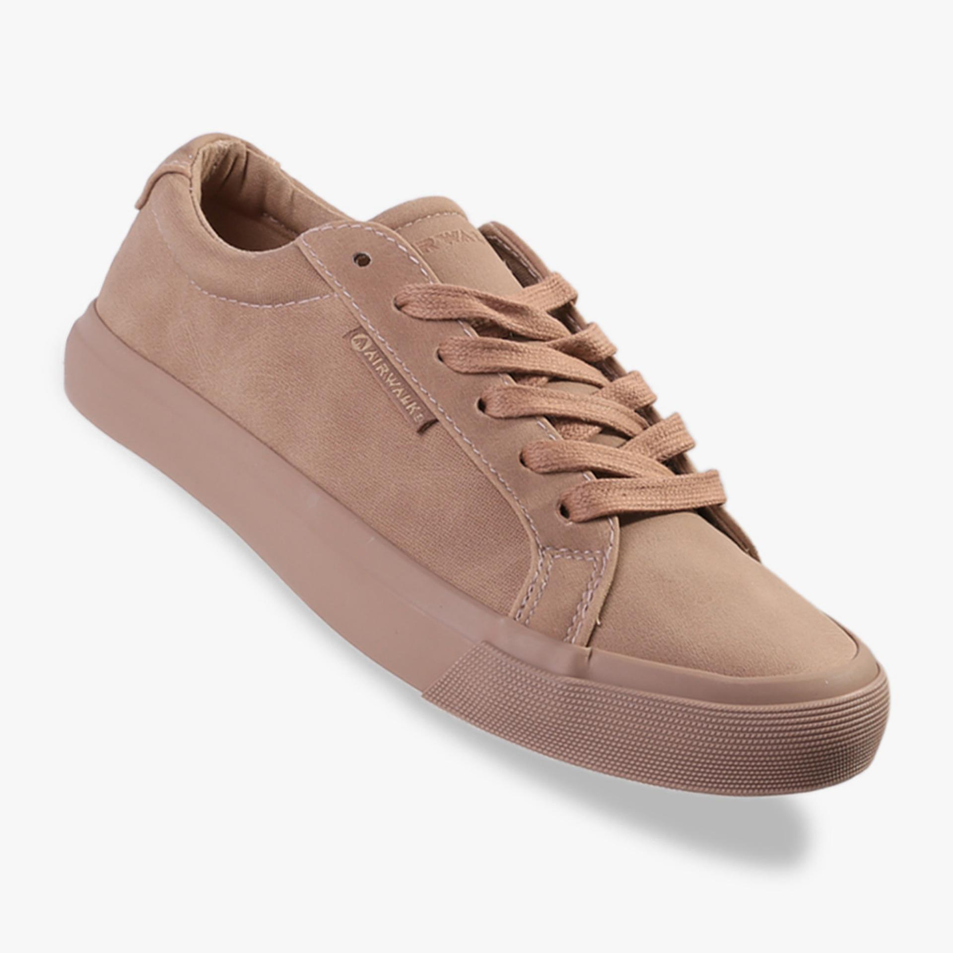 Mudah dicuci Airwalk Joel Women's Sneakers Shoes - Cokelat