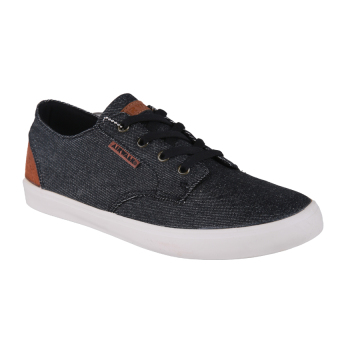 Airwalk Jonah Denim Sneakers Pria - Black Denim