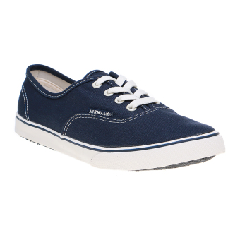 Airwalk WS Canvas Basic Women's Shoes - Navy