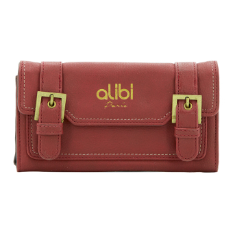 Alibi Paris Letice Wallet - Red