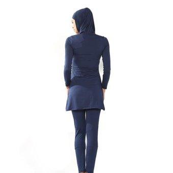 Amart Ms baru pakaian pantai renang Muslim konservatif - intl - 2 ...