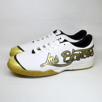 Amazaki Los Blancos - Sepatu Futsal Real Madrid