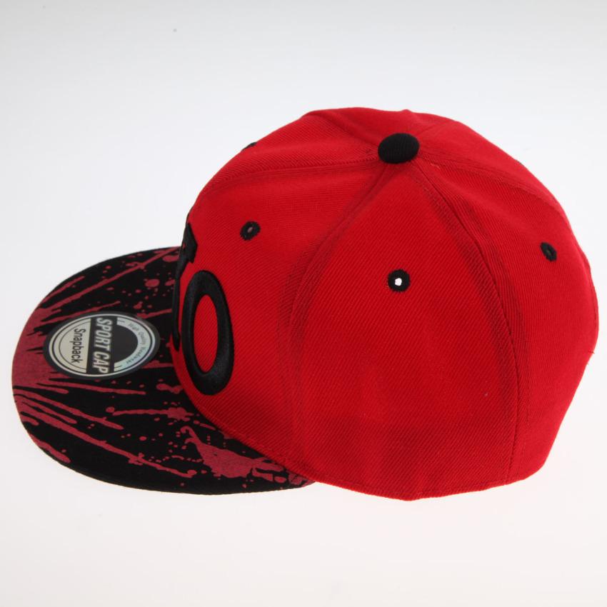 ... Anak laki-laki kartun anak gadis Snapback katun topi Baseball anak gadis (merah) ...