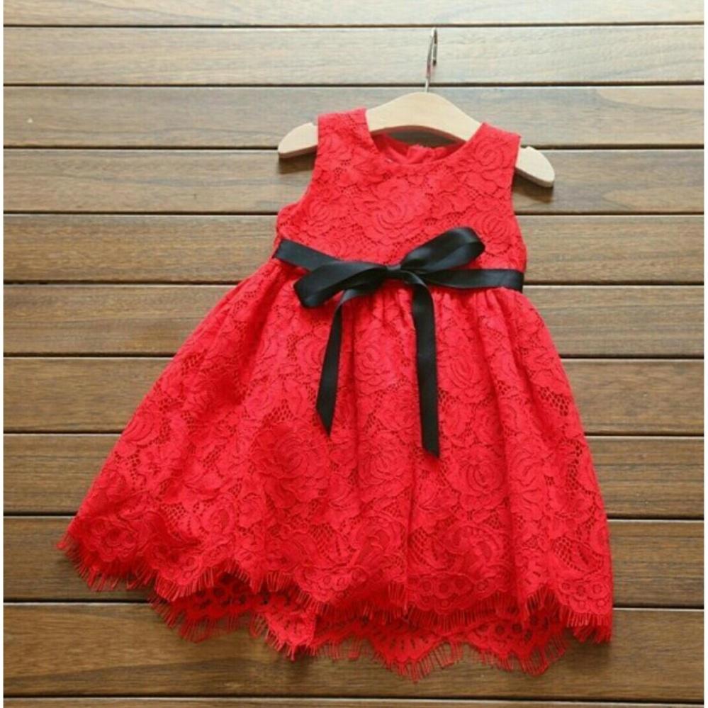 Anami Fashion Pakaian Anak Perempuan - Dress Liesel Kids