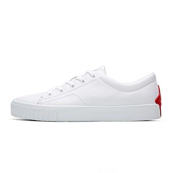 Gambar ANTA Shishang hitam musim gugur baru sepatu sepatu sepatu (ANTA putih merah 1)