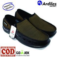 ARDILES SLIP ON ALEJANDRO - Sepatu Pria CROC  Branded - Awet Qualitas Import