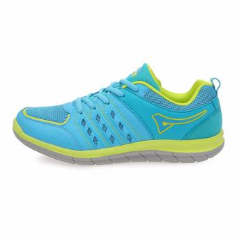 Ardiles Women Erzi Running Shoes - Biru Cyan Hijau Citrun