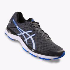 Asics Gel-Phoenix 8 Men's Running Shoes - Standard Wide - Abu-abu