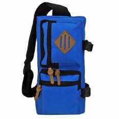 Atila Corner - Titanium Shoulder Bag Up To 8 Inch - Tas Bahu Pria
