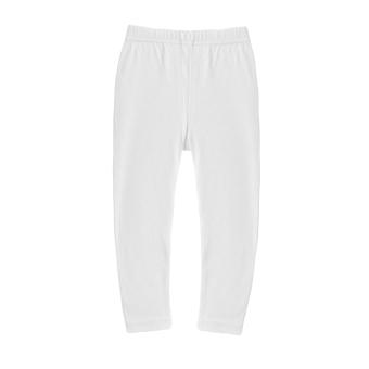 Augelute gadis legging bagian tipis celana pensil (Off-white)