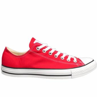 Ayako Fashion CV - 03 Point Men Classic Shoes - (Red)
