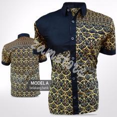 Jual Kemeja Batik Pria Batik Terbaru  Lazadacoid