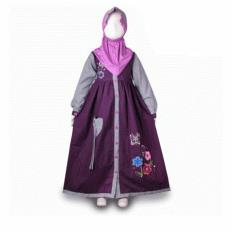 Baju Gamis Anak MTA225 - Ungu