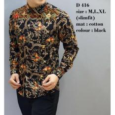 Jual Kemeja Batik Pria Terbaik  Terbaru  Lazadacoid