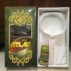Baju Koko Atlas Bamus Universal - Putih - Uk S