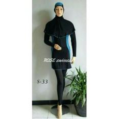 Baju Renang Wanita Muslimah / Baju Renang Wanita Dewasa