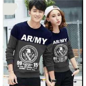 Baju Sweter   Sweater Couple - Pakaian Kapel - Kaos Kembaran ( Coupel    Capel   68270ec0d3