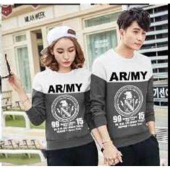 Baju Sweater Couple - Pakaian Kapel - Kaos Kembaran ( Coupel   Capel   Sama    842dda1201