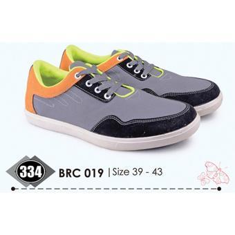 Baricco BRC 019 sepatu sneaker pria Sintetis - bagus&keren ...