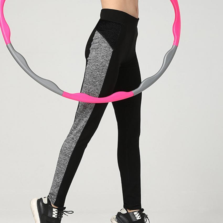 Baru 2016 wanita tinggi pinggang elastis kering cepat celana Yogaolahraga perca latihan Fitness .