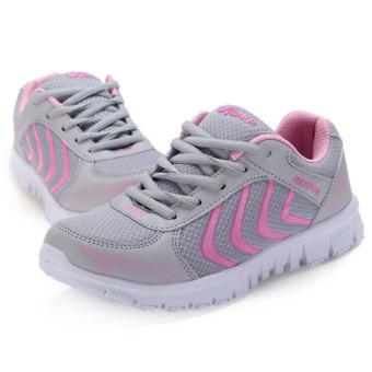 Baru Berjalan Childrens Pelatih Lari Sepatu Olahraga Sepatu Fashion Menyerap Kejut - 2
