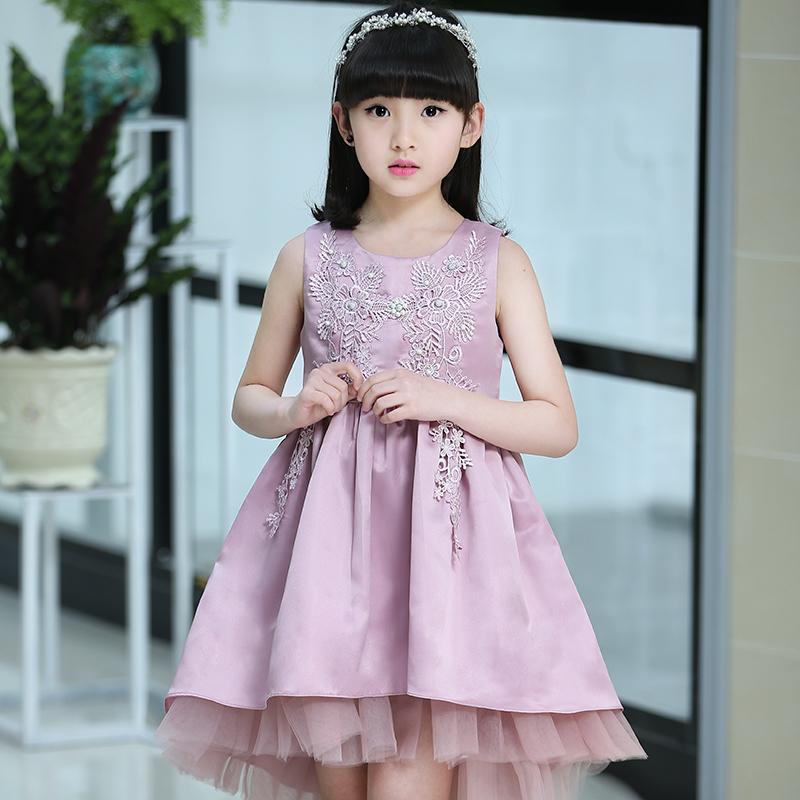 Baru gadis gaun putri (Akar teratai pati BK1829)
