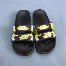 Baru lembut outsole sandal dan sandal (Model coklat)
