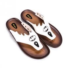 Bat Busana Kasual Pria Sepatu Musim Panas Rumah Santai Ringan Bernapas Sandal-Intl